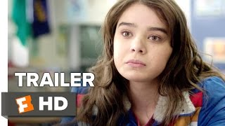 Download The Edge of Seventeen Official Trailer 1 (2016) - Hailee Steinfeld Movie Video