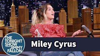 Download Miley Cyrus Reveals Her Reasons for Quitting Weed Video