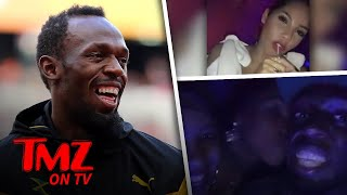 Download Usain Bolt – BODY SHOTS! | TMZ TV Video