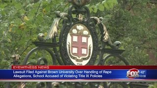 Download Former Student Sues Brown University Video