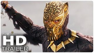 Download BLACK PANTHER Trailer 2 (Extended) Marvel 2018 Video