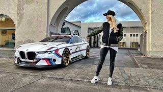 Download The Most Wanted BMW | 3.0 CSL Hommage R Video