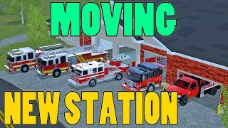 Download Farming Simulator 17 | Moving To New Fire Station | Ford Ranger Video