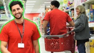 Download BLACK FRIDAY EMPLOYEE PRANK Video