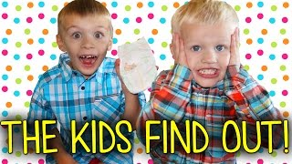 Download Kids React to Baby News || Finding Out Mommy's Pregnant!! Video