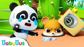 Download Little Panda Rescues Whiskers | Magical Chinese Characters | Baby Panda's Magic Bow Tie | BabyBus Video
