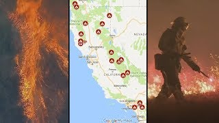 Download CA Wildfires, Prop. 10: Rent Control, Brandless CEO Tina Sharkey Video