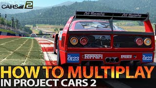 Download What if multiplayer always was this much fun in Project Cars 2? Video