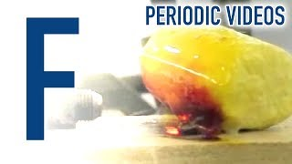 Download Fluorine - Periodic Table of Videos Video