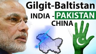 Download Gilgit Baltistan Issue - Pakistan approves Gilgit-Baltistan Order - How will India respond ? Video