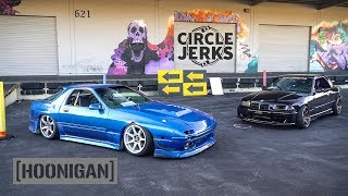 Download [HOONIGAN] DT 174: ZWING'S V8 E36 VS Gorilluhh's RX7 #CIRCLEJERKS Video