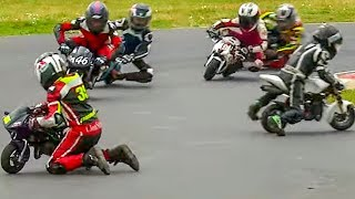 Download Moto GP for Kids from Age of 6: 2017 British Minibikes Championship: Rd 5, Minimoto Pro Video
