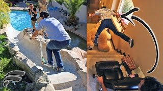 Download HOMEMADE OBSTACLE COURSE!! Video