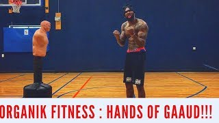 Download ORGANIK FITNESS: HANDS OF GAAUD!!! Video