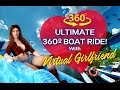 Download 360° Boat Ride with Beautiful Virtual Girlfriend VR 4K Video Video