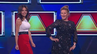Download George Stephanopoulos vs. Ali Wentworth and Bethenny Frankel vs. Ana Gasteyer Video
