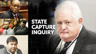Download WATCH LIVE | #StateCaptureInquiry: Agrizzi continues his testimony, who will be implicated? Video