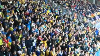 Download Беларусь - Украина: как ″Борисов-Арена″ скандировала ″Жыве Беларусь″ и ″Слава Украине″ Video