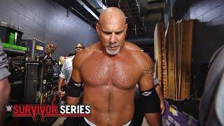 Download Goldberg's epic entrance: WWE Survivor Series 2016 Video