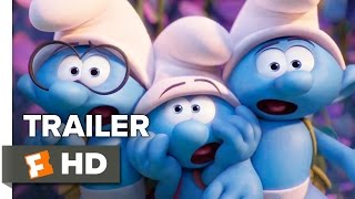 Download Smurfs: The Lost Village Official Trailer 1 (2017) - Animated Movie Video