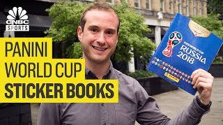Download The cost to complete a World Cup sticker book | CNBC Sports Video