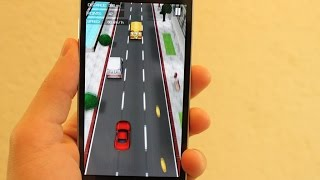 Download Free Android Car Traffic Race Game Video