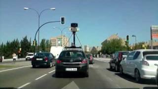 Download StreetView Google Car Video