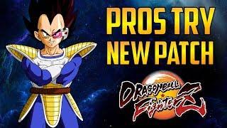 Download DBFZ ▰ Pros Try New Patch Ft. SonicFox, ChrisG, HGG, Reynald & Cloud 【Dragon Ball Fighterz】 Video