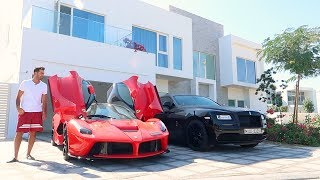 Download Dubai Billionaire $17 Million House Tour !!! Video