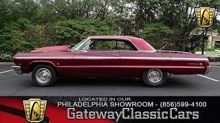 Download 1964 Chevrolet Impala SS, Gateway Classic Cars Philadelphia- #153 Video