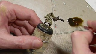 Download The Basics: Inks & Washes for Miniatures Video