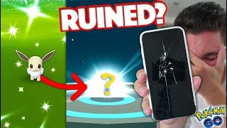 Download POKÉMON GO POTENTIALLY RUINED THE BEST SHINY EVER… (Breaking my iPhone X) Video
