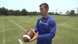 Download The Drop - How to Punt a Football Series by IMG Academy Football (2 of 5) Video