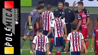 Download ¿Era gol o fuera de lugar en el Chivas vs. Xolos? | LA POLÉMICA Video