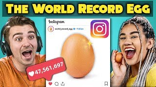 Download College Kids React To World Record Egg Vs. Kylie Jenner (Most Liked Post On Instagram) Video