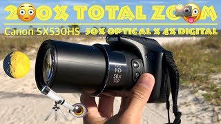 Download 📸 My Favorite Best Camera by Canon with 200x Total Zoom Review | Zoom into Moon, Kite, Birds etc. Video
