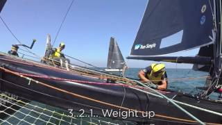 Download Immersive on board GC32 foiling catamaran experience....sound, no music Video