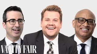Download Late Night Group Texts with Conan O'Brien, Stephen Colbert, Jimmy Kimmel, John Oliver, and More Video