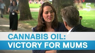 Download Victory for parents as Sajid Javid announces review into medicinal cannabis – 5 News Video