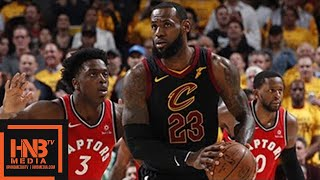 Download Cleveland Cavaliers vs Toronto Raptors Full Game Highlights / Game 4 / 2018 NBA Playoffs Video