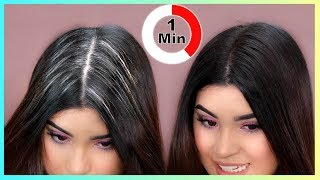 Download COMO CUBRIR TUS CANAS EN 1 MINUTO (SI FUNCIONA) Video