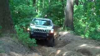 Download Hummer H2, H3 & H3T vs Jeep JK at Beasley Knob Video
