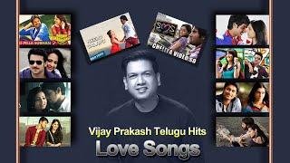 Download Telugu Latest Vijay Prakash Love Hits 2019 I Telugu Memorable Love songs Video