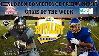 Download Sussex Tech visits Sussex Central Rivalry game LIVE from Sussex Central Video