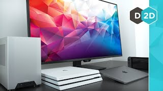 Download The 43″ Mega Monitor - Size DOES Matter! Video