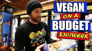 Download Vegan On A Budget $30/Week Video