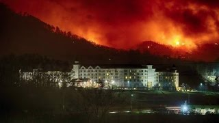 Download What caused the Tennessee ″Fire Storm″ | End of the World scenario! Video