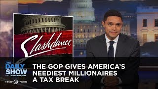 Download The GOP Gives America's Neediest Millionaires a Tax Break: The Daily Show Video