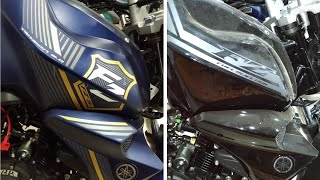 Download Yamaha FZ16 versus Yamaha FZS-FI! Video