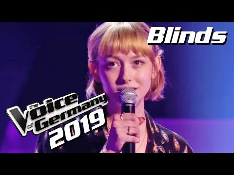 Vance Joy - Riptide (Sally Haas) | The Voice of Germany 2019 | Blinds